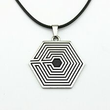 EXO The Third Album Class Metal Pendant Necklace Chains