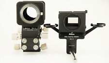 NIKON BELLOWS PB-4 WITH NIKON SLIDE COPYING ADAPTER
