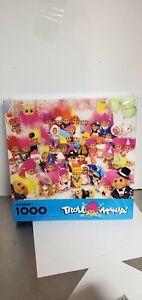 Springbok by Hallmark Troll Mania Puzzle 1000 pc 24 x 30 Russ Berrie 1992 NEW