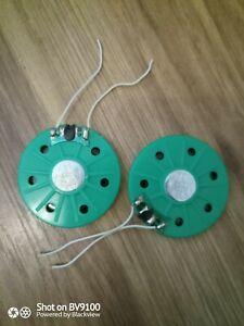 Speaker 40x4mm 0.25W 8 Ohms New Other (shelf01)