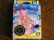 2007 Gamewright WIG OUT! Wild Hairy Card Game For 2-6 Players Ages 6+~~12 Min.