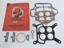 Nos 1956-57 Chevy BelAir V8 265 283 Rochester 4Gc Carb Rebuild Kit Gm 7009953