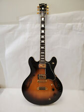 Gibson 1979 ES-347TD Sunburst Electric Guitar (USA) W/Hard Case   8/B22363A