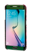 Lampa Stylish Cover gommata Sottile Samsung Galaxy S6 Edge Pink Camo