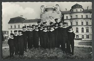 c.1960s RPPC Photo Postcard AK VIENNA CHOIR BOYS Wiener Sängerknaben