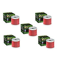 Hiflofiltro Oil Filter 5 Pack DR-Z400E 00-07 & DR-Z400S DR-Z400SM 00-2018