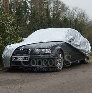 BMW 3 Series E-36 Saloon/Coupe/Convertible Breathable Car Cover