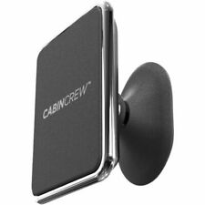 Cabin Crew Phone Holder - Sticker Mount, Magnetic, Black