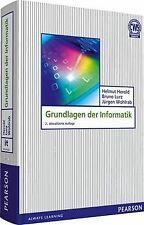Grundlagen der Informatik (Pearson Studium - IT) von Hel...   Buch   Zustand gut
