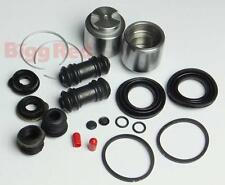 REAR Brake Caliper Seal & Piston Repair Kit for Toyota MR 2 2002-2007 (BRKP99)