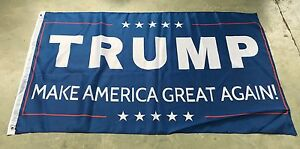 Trump 3x5 Foot Flag 2020 Make America Great Again Donald for President USA MAGA!