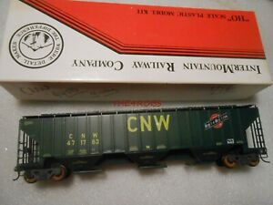 InterMountain Chicago & North Western 3 Bay Hopper Car HO Scale #8