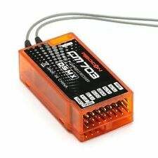 2.4g 7ch Spektrum Dsm2/Dsmx RC Radio controller CM703 Receiver Redcon