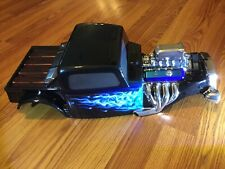 Custom Painted RC Body Shell E Revo Traxxas 1/10 Zielke Racing Proline Rat Rod