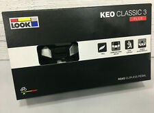 LOOK Keo Classic 3 Plus Road Clipless Pedal (Black) #00022256