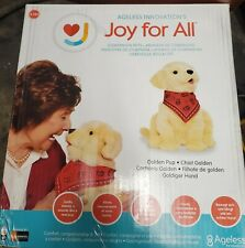 New listing Joy For All Companion Pet Golden Pup