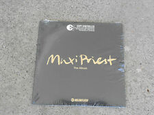 MAXI PRIEST-THE ALBUM-PROMO ONLY-CD-DIGI-IMP-EMI RELENTLESS-FACTORY SEALED-NEW