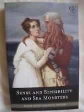 Sense and Sensibility & Sea Monsters (2010, Paperback) EnglishVersion