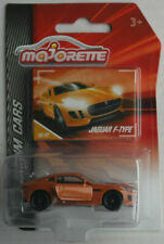 MAJORETTE 212053052-Premium Cars-Jaguar F-TYPE R-Bleu-Neuf