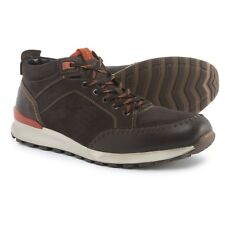 7e6e39b576a5 ECCO Men s Cs14 Sz US 11 M   EU 45 Brown Suede SNEAKERS BOOTS Shoes