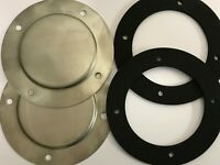 CLASSIC MINI FRESH AIR BULKHEAD BLANKING PLATES STAINLESS & GASKETS ALA6292