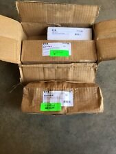 2 COOPER CROUSE HINDS E1049-4 Male Plugs 535 MCM, Orange, 1000V, 724A