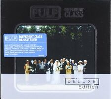 Pulp - Different Class  Deluxe Edition [CD]
