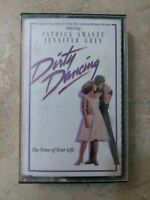 DIRTY DANCING Soundtrack 64084R Cassette Tape
