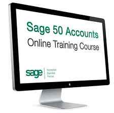 Sage 50 Accounts Professional Online Course (V23 - 2017)