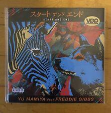 "Yu Mamiya Freddie Gibbs Start And End Japan RSD 2020 Exclusive 7"" Vinyl Record"