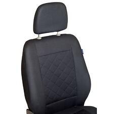 Intensiv Schwarze Sitzbezüge für VW T3 Autositzbezug VORNE NUR FAHRERSITZ