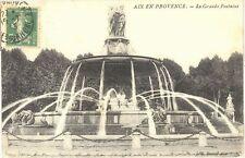 CPA 13 - AIX EN PROVENCE - La Grande Fontaine