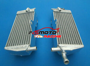 Aluminum Radiateur Pour Honda CR125R CR125 CR125R CR125RK 1989 CR 125 R 125R