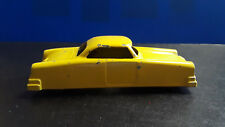 Vtg Collectible Die Cast Midge Toy Yellow Cadillac Rockford ILL.
