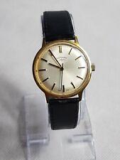 Beautiful Vintage 1970s  Rotary Gold Toned  Mechanical  Wrist Watch