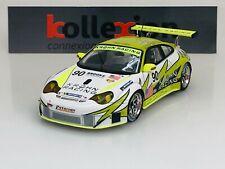 SPARK S0973 PORSCHE PORSCHE 996 GT3 RSR White Lightning n°90 Le Mans 2006 1.43