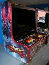 BarTop Jamma Cabinet Multiple Game Arcade! Street Fighter,Mario,Simpsons,TNMT