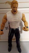 WWE test Andrew Martin WWF Wrestling Jakks personaggio 2003 WHITE SHIRT