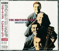 THE BROTHERS FOUR-GREATEST HITS-JAPAN CD F30