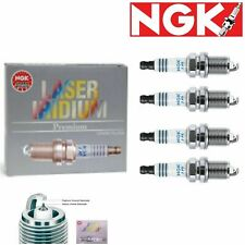 1 pc NGK Spark Plug Wire Set for 2001-2003 Mazda Protege 2.0L L4 Engine dm