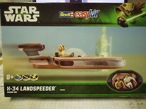 Revell 06685 Easy Kit Star Wars X-34 Landspeeder NEU OVP