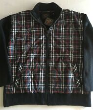 NEW Paul & Shark Yachting Jacket Blusotto  Navy Blue 4XL WOOL TARTAN COLLECTION