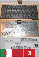 CLAVIER QWERTY ARABE HP NC4200 NC4400 TC4200 240055 240055-171 230514-171 Noir