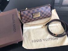 Louis Vuitton Eva Clutch Damier Ebene