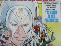 Peacemaker, Charlton Comics origin issue #4 Vintage Superhero Silver Age 1967