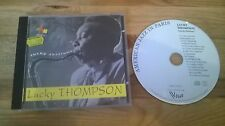 CD Jazz Lucky Thompson - Lucky Sessions (15 Song) VOGUE GERMANY