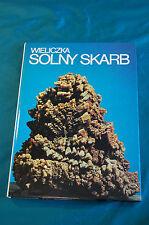 Wieliczka Solny Skarb Krajowa Agencja Wydawnicza Krakow 1984 Salt Mine Treasure