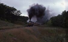 CHESSIE Special Railroad Steam Engine Locomotive Original 1978 Photo Slide