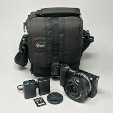 Sony Alpha A5000 20.1MP Digital Camerawith 16-50mm Lens - 151 Clicks