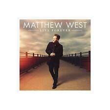 Live Forever by Matthew West (CCM) (CD, Apr-2015, Sparrow Records) BRAND NEW!